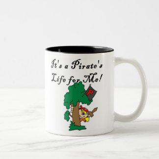 Pirate's Life Coffee Mugs