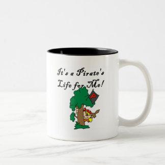 Pirate's Life Tshirts and Gifts Mug