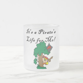 Pirate's Life Tshirts and Gifts Mugs