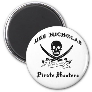 Pirates Magnet