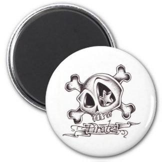 Pirates Magnet