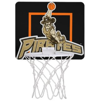 Pirates mini-backboard