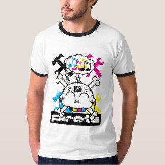 pirates of 4 color process T-Shirt