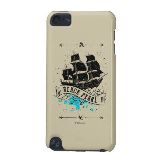 Pirates of the Caribbean 5 | Black Pearl iPod Touch (5th Generation) Case