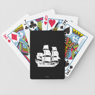 Pirates of the Caribbean 5   The Sea Rules All Bicycle Playing Cards