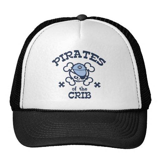 Pirates of the Crib Mesh Hat