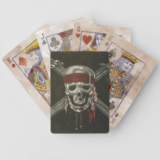 Pirates Playing Cards