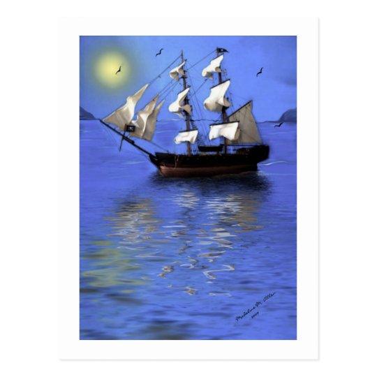 Pirates Postcard