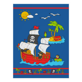 Pirates Posters