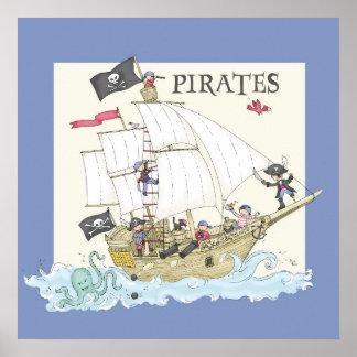 Pirates! Poster