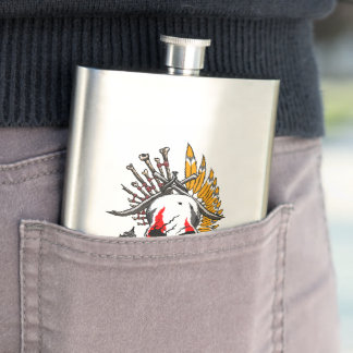 Pirates Premium Flask