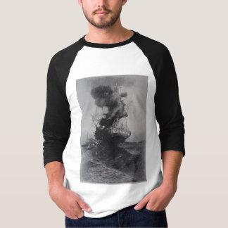 Pirates Raiding a Ship T Shirt