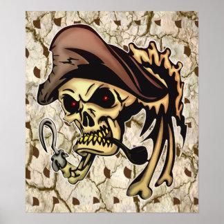 Pirates Revenge Print and Poster
