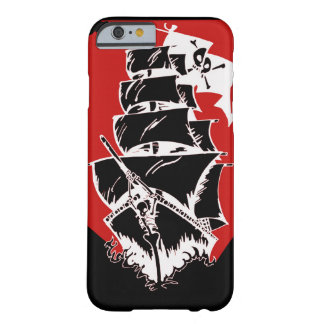 Pirates Ship and Flag iPhone 6/6s case