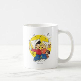 Pirates Singing Mug