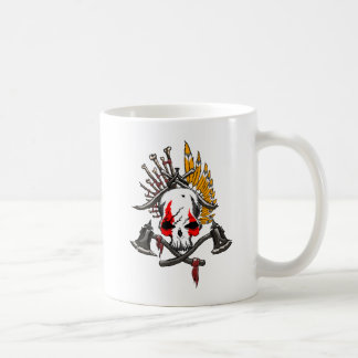 Pirates White 325 ml  Classic White Mug