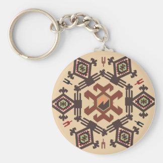 Pirot Kilim Keychain 1