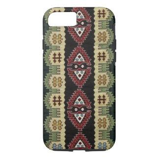 Pirot Kilim Pattern, Tough iPhone 7 Case
