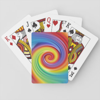 Pirouette Playing Cards