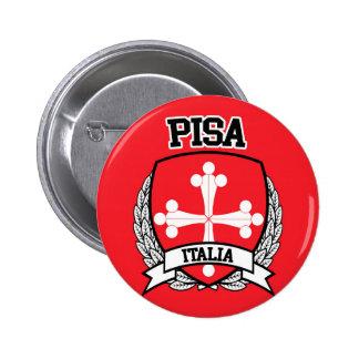 Pisa 6 Cm Round Badge