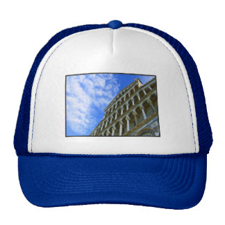 Pisa Cathedral with Love Quote Cap