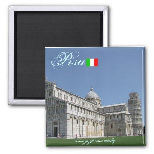 Pisa Italy cool magnet design
