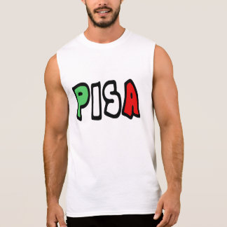 Pisa Sleeveless Shirt