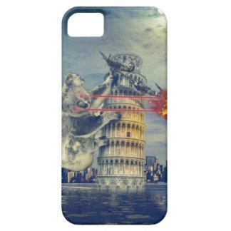 Pisa Tower Koala Bear Funny iPhone 5 Covers