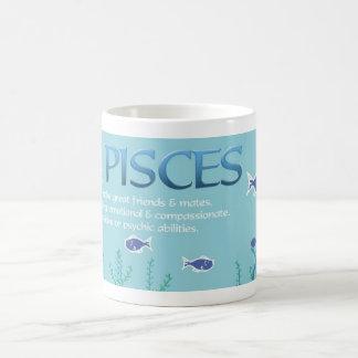 Pisces Astrology Mug