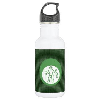 PISCES Astrology Zodiac Symbol 532 Ml Water Bottle
