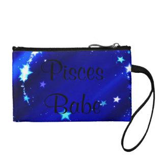 Pisces Babe Bagettes Bag Coin Purses