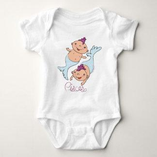 Pisces Babies Baby Bodysuit