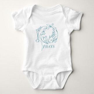 Pisces Baby Baby Bodysuit