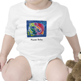 Pisces Baby Creeper