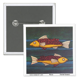 Pisces Buttons