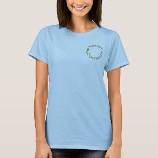 Pisces Blue Symbol Shirt