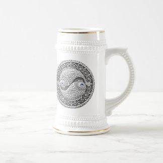 Pisces Coin stein Coffee Mug