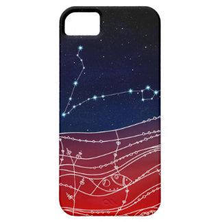 Pisces Constellation Design iPhone 5 Covers