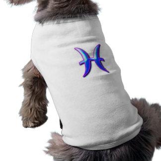 Pisces Doggie T-shirt