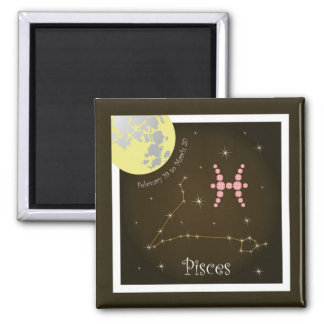 Pisces February 19 tons of March 20 magnet