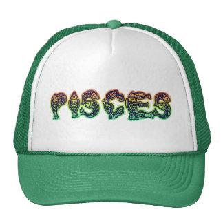 Pisces Fish Hats