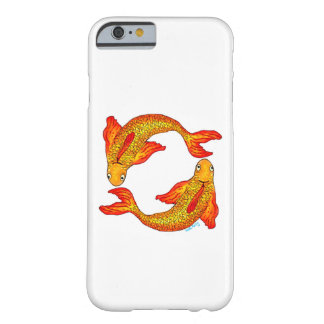 Pisces Fish Zodiac Sign iPhone Case