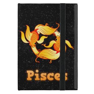 Pisces illustration iPad mini case
