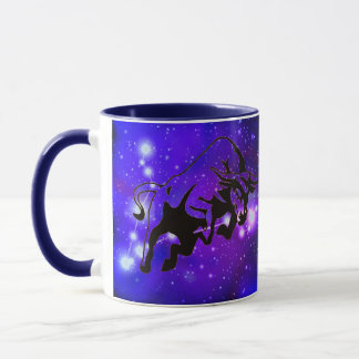 Pisces in the year of the Bull Mug