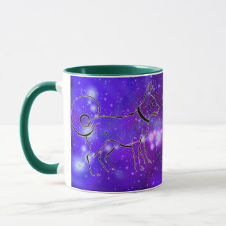 Pisces in the year of the Dog Mug