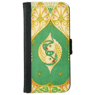 Pisces iPhone 6 Wallet Case