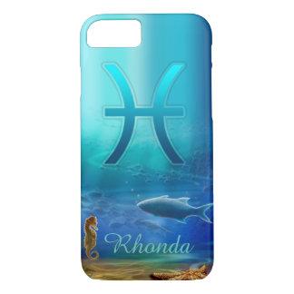 Pisces iPhone 7 Case