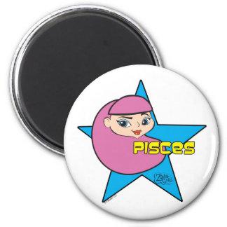 Pisces Magnet