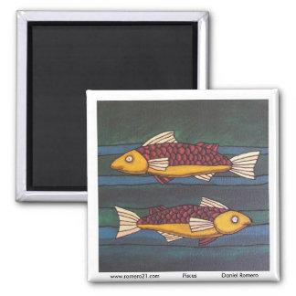 Pisces Fridge Magnets