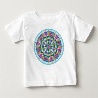 Pisces Mandala Infant T Baby T-Shirt